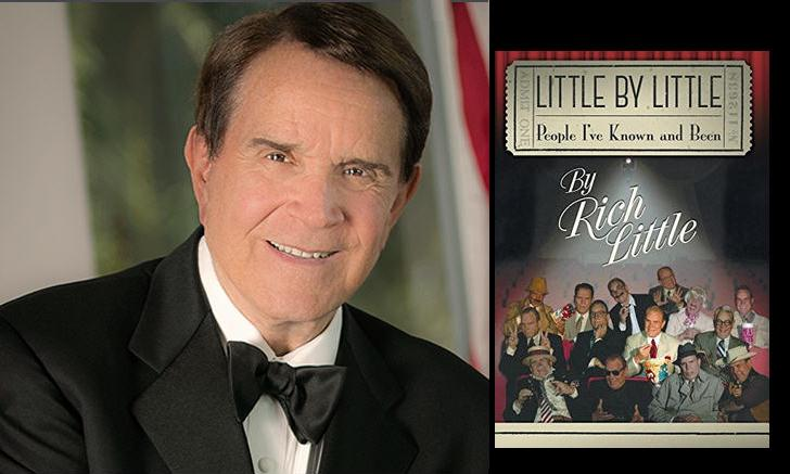 Rich Little and book
